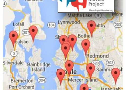 Meaningful Movies throughout the Pacific NW …Let us help you start one in Your Neighborhood!
